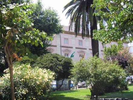 plaza de las tortugas c diz palacio de diputaci n